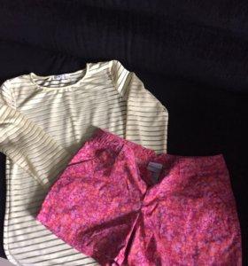 Кофточка и шорты
