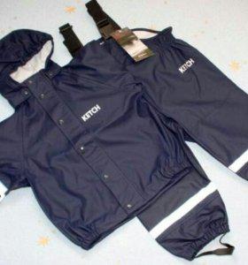 Новый утепленный костюм-непромокайка Ketch р. 80+6