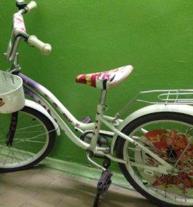 велосипед Winx для девочки