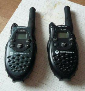 Рация моторолла т5620 и т5710