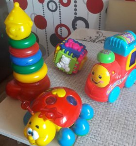 Все четыре Игрушки