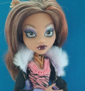 Клодин вульф  Monster High.