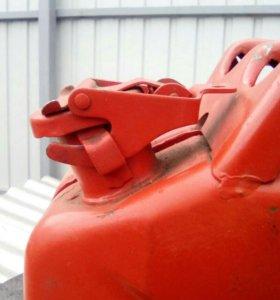 Канистра цвет (красный) 20литров