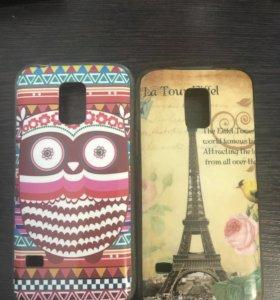 Чехлы для Samsung Galaxy S5 mini