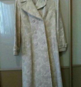 Пальто, 70% шерсть