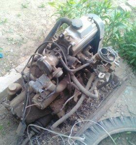Двигатель от машины ОКА