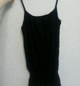 Платье мини б/у