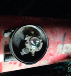 Газовая установка , хлопушка инжектор , карбюратор