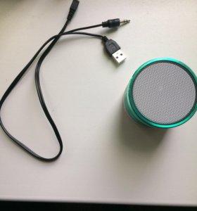 Колонка по Bluetooth