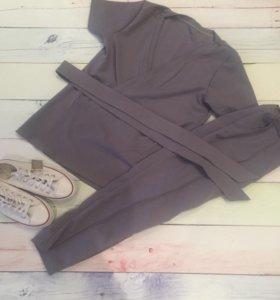 Кимоно и брюки новые