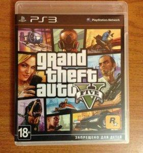 GTA 5 PS3.