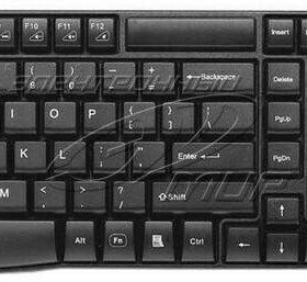 Комплект мышь и клавиатура беспроводные