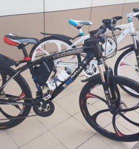 Велосипеды БМВх1 и х3