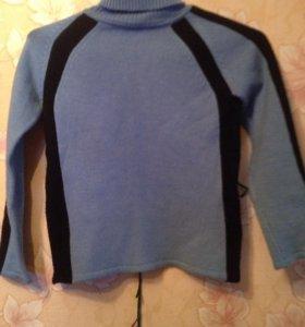 Вязаный свитер 42-46