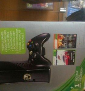 Xbox360 500gb+90 игр(фрибут, гарантия)