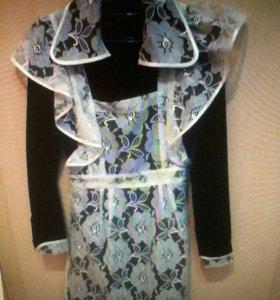 Фартук и платье на последний звонок!!!