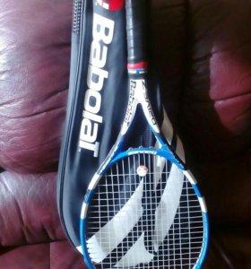 Ракетки для большого тенниса и сарафан