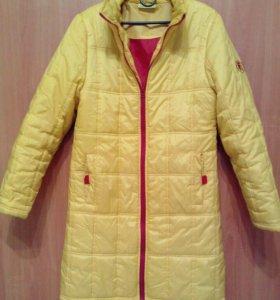 Пальто дутик