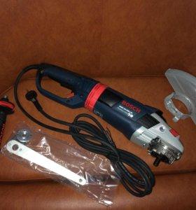 Угловая шлифмашина Bosch GWS 24-230 LVI новая
