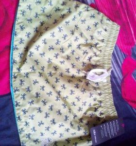 Новая юбка с биркой.