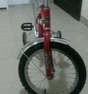детский велосипед Atom