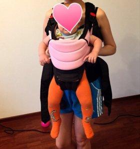 Рюкзак-кенгуру Chicco You & Mе Pink