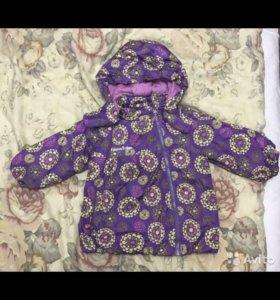 Курточка-пальтишко и комбинезон
