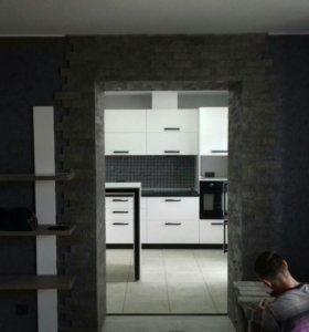 Ремонт квартир, домов, офисов.