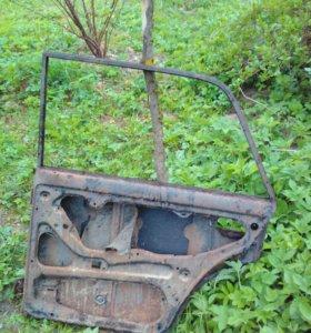 Дверь задняя правая ВАЗ 2106