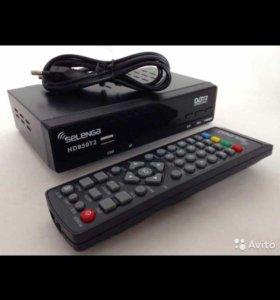 Новые Приставки 20 кан цифрового эфирного DVB-T2