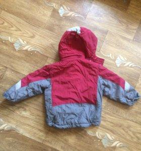 Куртка на мальчика весна - осень