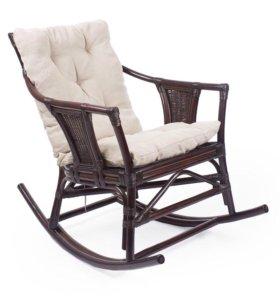 Кресло-качалка новое