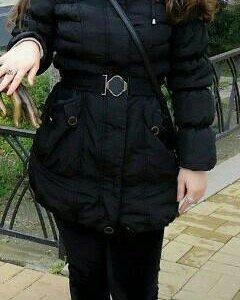 Куртка балоневая зимняя.