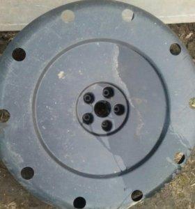 Чехол на колесо митсубиси аутлендер