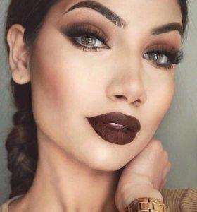 Kylie матовая помада True Brown K
