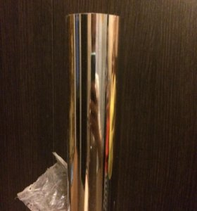 Металлическая труба для мебели