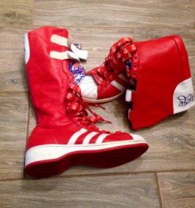 Сапоги Adidas 39-40 оригинал