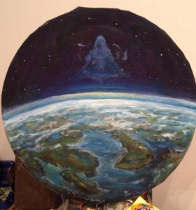 Картина Земля