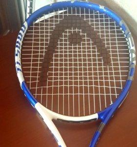 Ракетка для большого тенниса, б-у