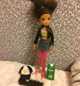 Кукла Брац + аксессуары