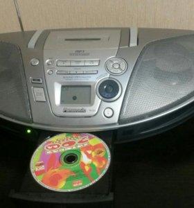 Магнитола Panasonic RX-ES22 - CD-