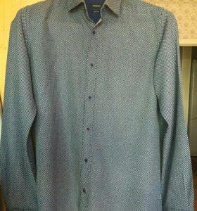 Синяя сорочка Matinique