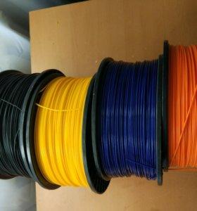 Пластик для 3d принтера PLA