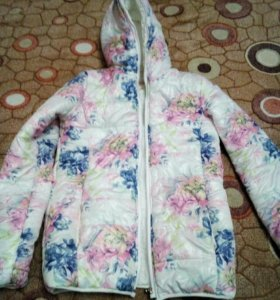 Куртка для девочки 12-14лет