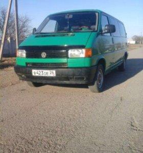 Volkswagen transporter T4 2.4