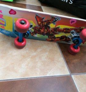 Продам детский скейтборд bone