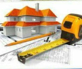 Строительство коттеджей , домов, бань под ключ.