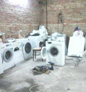Б/У Запчасти на стиральные машинки