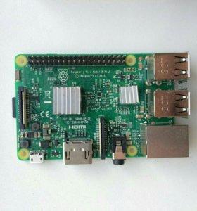 Raspberry pi 3 с сенсорным экраном 800x,489