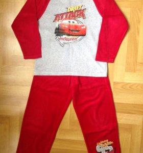 Продам пижаму велюровую Тачки от Disnay, рост 128
